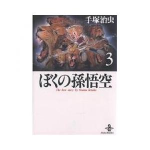 文庫 / ぼくの孫悟空 3/手塚治虫