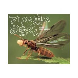 絵本 / アリの巣のお客さん/丸山宗利/小松貴/島田拓/子供/絵本