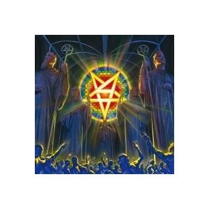 スラッシュ・メタル四天王/THE BIG 4、アンスラックス通算11作目のアルバム。速度、硬度、強度...