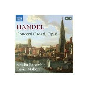 クラシック / 送料無料/ Handel ヘンデル / 合奏協奏曲集作品6全曲 マロン&アラディア・...
