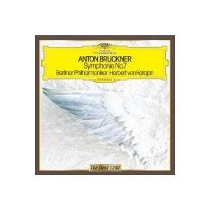 カラヤンの唯一のブルックナー交響曲全集からの一枚。最期の演奏会でも取り上げていたカラヤン十八番のひと...
