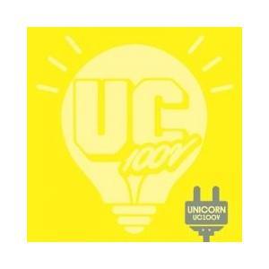 J-POP / 送料無料/ UNICORN ユニコーン / UC100V 初回生産限定盤/(+DVD...