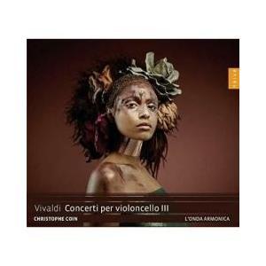 クラシック / 送料無料/ Vivaldi ヴィヴァルディ / チェロ協奏曲集 第3集 クリストフ・...