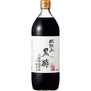 臨醐山黒酢 900ml 酢・ビネガー