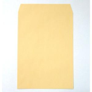 センター貼りのクラフト封筒。角形2号(角2)サイズで、A4用紙に対応した定形外封筒。テープ付きなので...