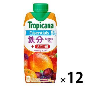 マンゴーピューレをベースに4種の果実をブレンドしたさわやかな味わいで元気な1日をサポート。日本の女性...