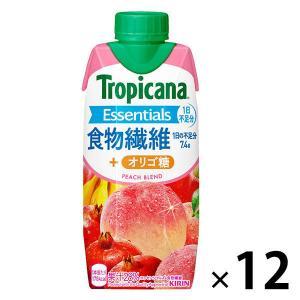 ピーチピューレをベースに4種の果実をブレンドしたやさしい味わいでスムーズな1日をサポート。日本の女性...