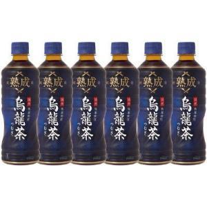 熟成烏龍茶 つむぎ 525ml 1セット(6本) 烏龍茶(ペットボトル)
