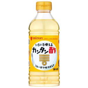 カンタン酢 500ml 酢・ビネガー