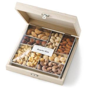 カシューナッツ、マカダミアナッツなど8種類のナッツをセットにしました。ナッツの多くはオレイン酸を豊富...