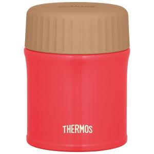 保温・保冷力に優れた魔法びん構造。あたたかいスープから冷たいデザートまでいろいろ持ち運べるフードコン...