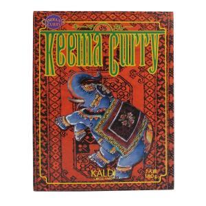 """キーマカレーの""""キーマ""""とはヒンディー語で「挽肉」の意味で、北インドを代表するカレーです。よく炒めた..."""