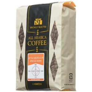成城石井オリジナル商品選び抜かれたコーヒー豆をバランス良く配合し、やや強めにローストしたコーヒー。酸...