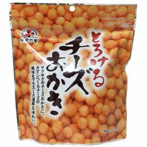 成城石井/味楽乃里 とろけるチーズおかき あられ