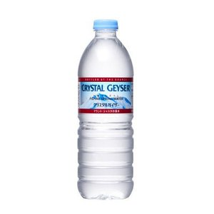 日本人の味覚に合った飲みやすい軟水(38mg/L)。理想の採水地環境、米国カリフォルニア州の自然保護...