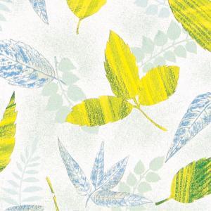 エコロジー感のあるデザインを発色のいいコート紙に印刷しました。幅広い年齢層に好まれるデザインで、男女...