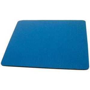 お求めやすいスタンダードマウスパッド。 クラレリビング マウスパッド エコノミー ブルー KLA-5...
