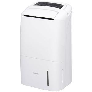 除湿機能と空気清浄機能の2つの機能を兼ね備えた空気清浄機能付除湿機です。空気の汚れを5段階の色で点灯...
