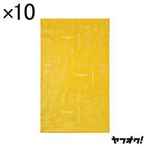 ヤフオクオリジナルの宅配ビニール袋(10枚セット)です。両面テープ・空気抜き機能付で丈夫な袋なので、...