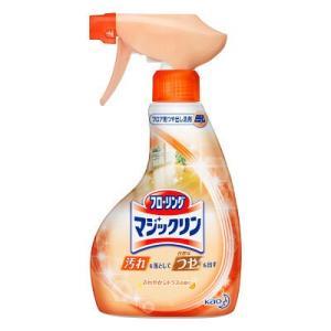 フローリングの汚れ落としとつや出しが同時にできるフロアケア剤です。素早く乾燥し、サラッとした仕上がり...