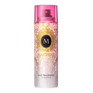 資生堂の「MACHERIE(マシェリ) ヘアフレグランス スプレー EX」は、マシェリの香りでうっと...