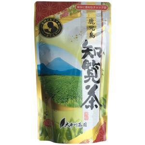 茶師のおすすめ 鹿児島知覧茶 1袋(100g) 茶葉産地:鹿児島/ 緑茶(茶葉・リーフ)