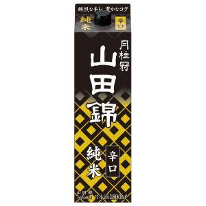 山田錦純米パック1.8L 1本 日本酒 日本酒
