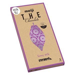 ザ・チョコレート 優しく香るサニーミルク 1枚 チョコレート