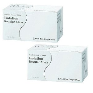 お得な2箱セットBFE99.6%、PFE99.7%。呼吸しやすいタイプ。花粉・PM2.5・ハウスダス...