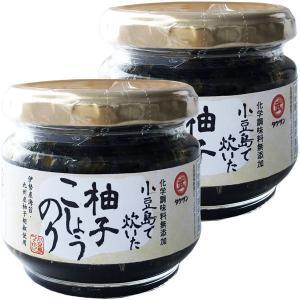 伊勢産海苔と九州産柚子胡椒を使用し、小豆島の醤油で炊いたのりの佃煮です。ピリ辛でごはんがとまらない ...