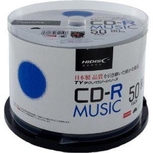 磁気研究所 CD-R 音楽用 80分 スピンドルケース ホワイトワイドプリンタブル TYCR80YM...