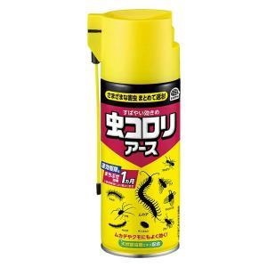 速効性と致死効果に優れた不快害虫用殺虫エアゾールスプレーです。天然ビレトリンの配合で、これまで駆除が...