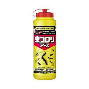 撒くだけで害虫を駆除できる粉剤タイプの殺虫剤。クモ、チャタテムシ、シミ、シバンムシ、ハチ、ムカデ、ヤ...