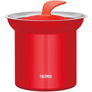 魔法びんの機能を生かし、温かさや冷たさをキープしてお料理ができるテーブルスープジャー。具材とお湯を入...