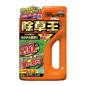 即効型。散布しやすいシャワータイプ。 カダン ザッソージエース 2L×1個 園芸用虫よけ・殺虫剤 フ...