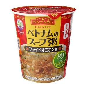 ワゴンセール/ベトナムのスープ粥 フライドオニオン味 1セット(3食入) アイ・ジー・エム 粥(かゆ...