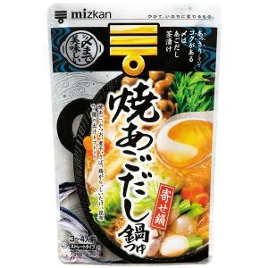 コクがある味わいなので、お鍋はもちろん〆まで美味しく食べられる鍋つゆシリーズです。焼あごを中心に、か...