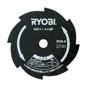 刈払機替刃です。 京セラ インダストリアルツールズ リョービ 刈刃200mm AK-3000用 B-...