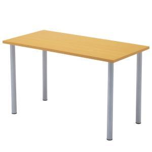 簡単な作業や執務に。気軽に使える多用途テーブル。奥行600mmでスリム。省スペースサイズのデスク。リ...