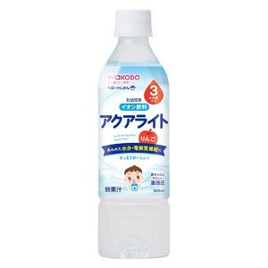 水分及び電解質がすばやく体内に吸収されるように設計されています。乳幼児に飲みやすい甘さとりんごの風味...