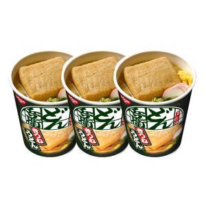 日清食品 日清タテ型どん兵衛 きつねうどん 25411 1セット(3食)