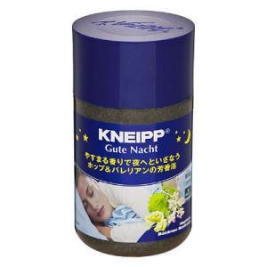 クナイプはハーブの精油と岩塩を精製した天然の塩から生まれるドイツのバスソルトです。ハーブごとに効き目...