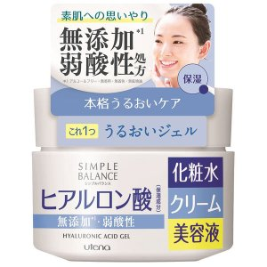 化粧水+クリーム+美容液をつけたように、しっとりうるおった素肌へ導く保湿ジェル。洗顔後はこれ1つで水...