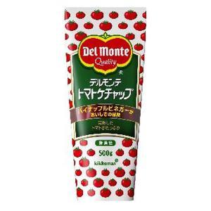 デルモンテ トマトケチャップ チューブ 500g ケチャップ