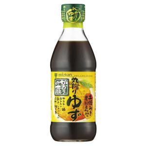ゆず生産日本一の土佐あき農協産ゆずを丸搾りし、鰹と昆布のだしを絶妙にあわせました。鍋物はもちろん、た...