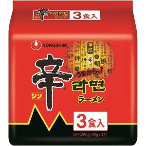 辛ラーメン 1パック(3食入) 袋麺・インスタントラーメン