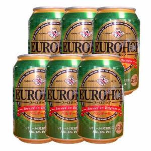 本場ベルギー産の新ジャンルで、第4のビールとも言われている「ユーロホップ」。ベルギー産のビールのよう...
