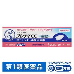 膣カンジダの再発治療薬。挿入された場所(膣内)にいる真菌を殺菌する膣錠です。 本品の使用は、以前に医...