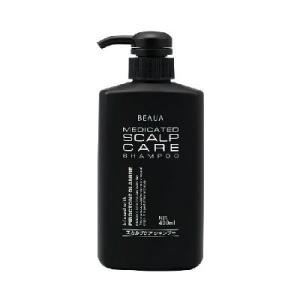 有効成分ピロクトンオラミン配合でフケ・かゆみを防ぎ、育毛剤の浸透を助けます。頭皮の余分な皮脂や毛髪の...