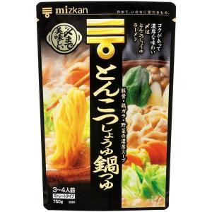コクがある味わいなので、お鍋はもちろん、〆まで美味しく食べられる鍋つゆシリーズです。じっくり煮込んだ...